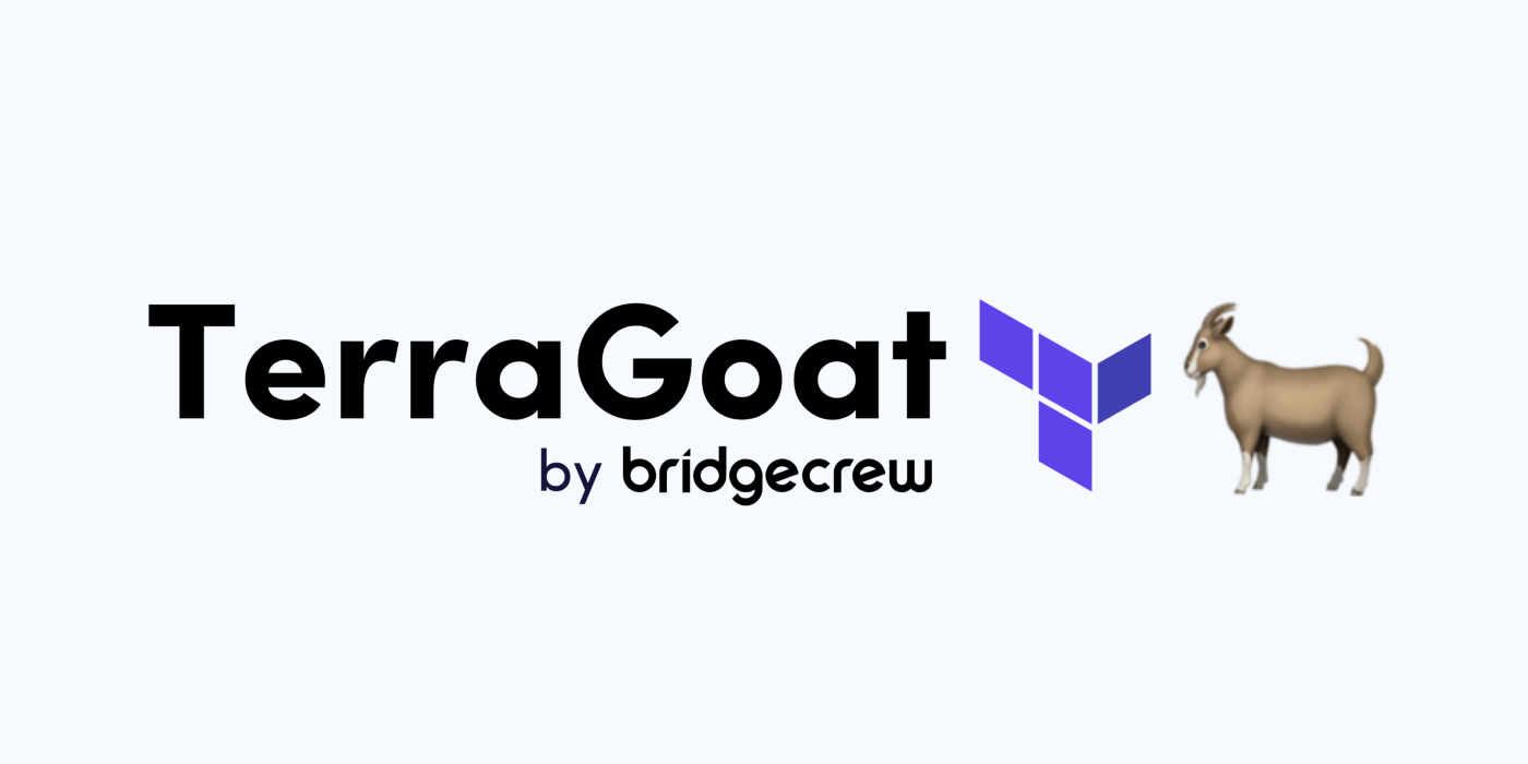 TerraGoat by Bridgecrew logo