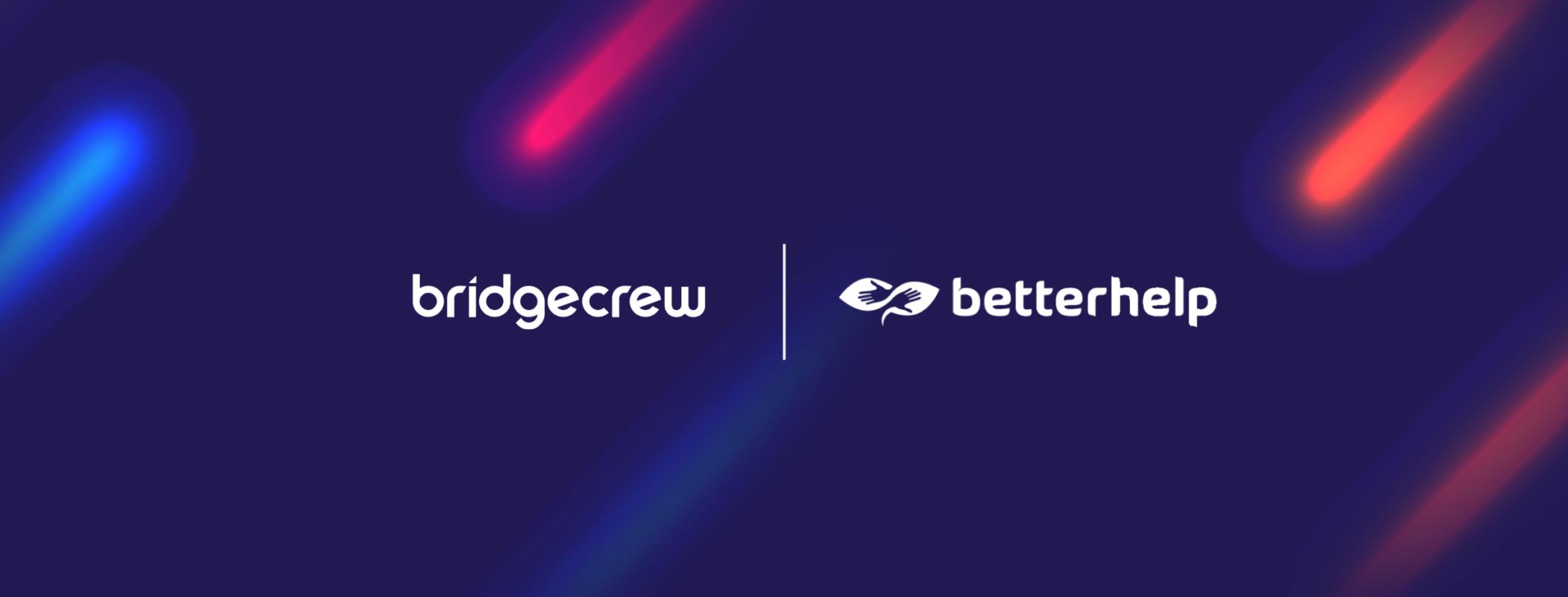 Bridgecrew and Betterhelp logo