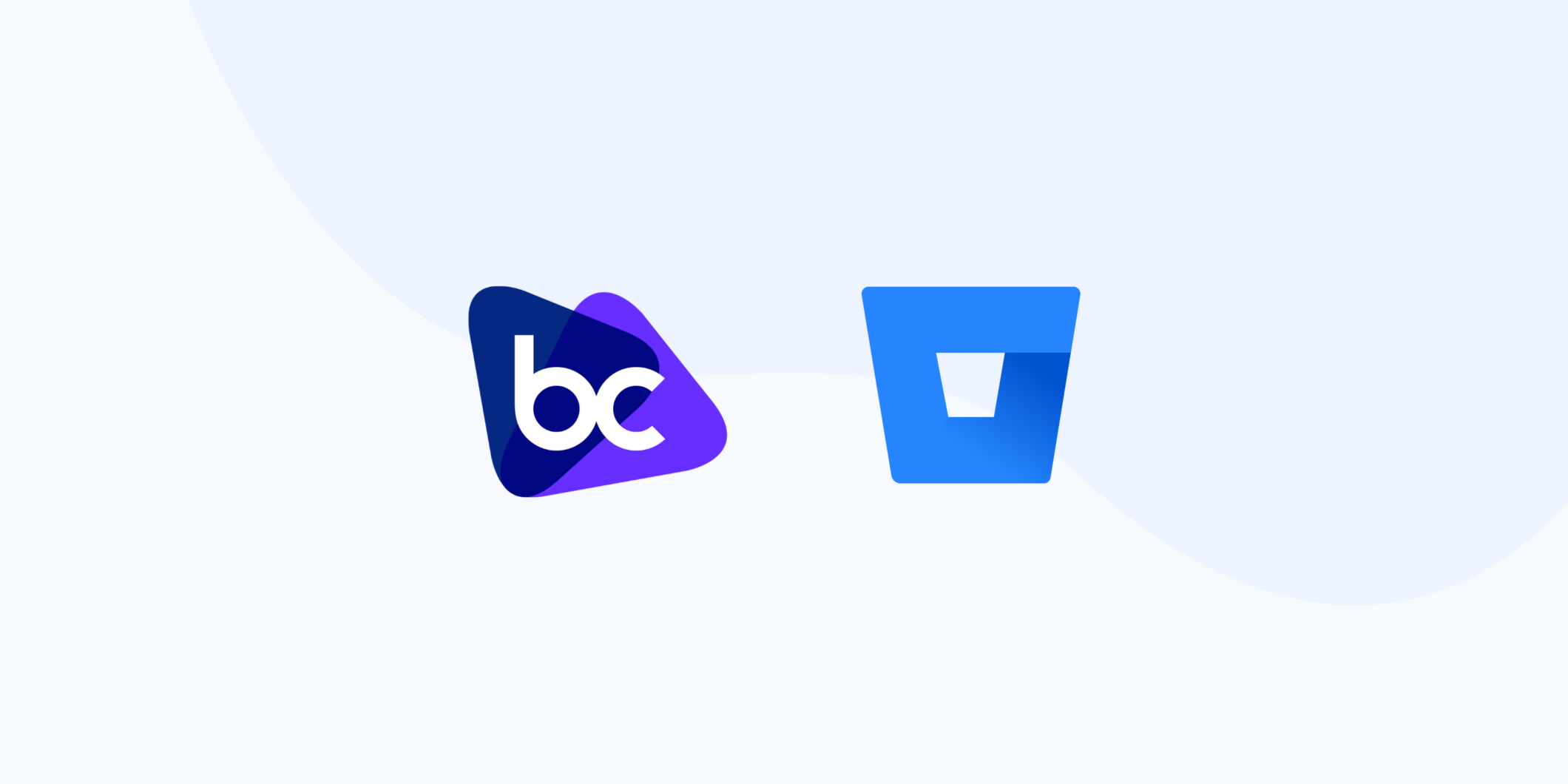 Bridgecrew and Bitbucket Cloud logo