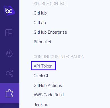 Bridgecrew API Token