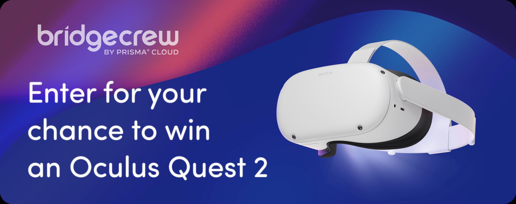 Bridgecrew at Deserted Island DevOps 2021 Oculus Quest 2 Raffle