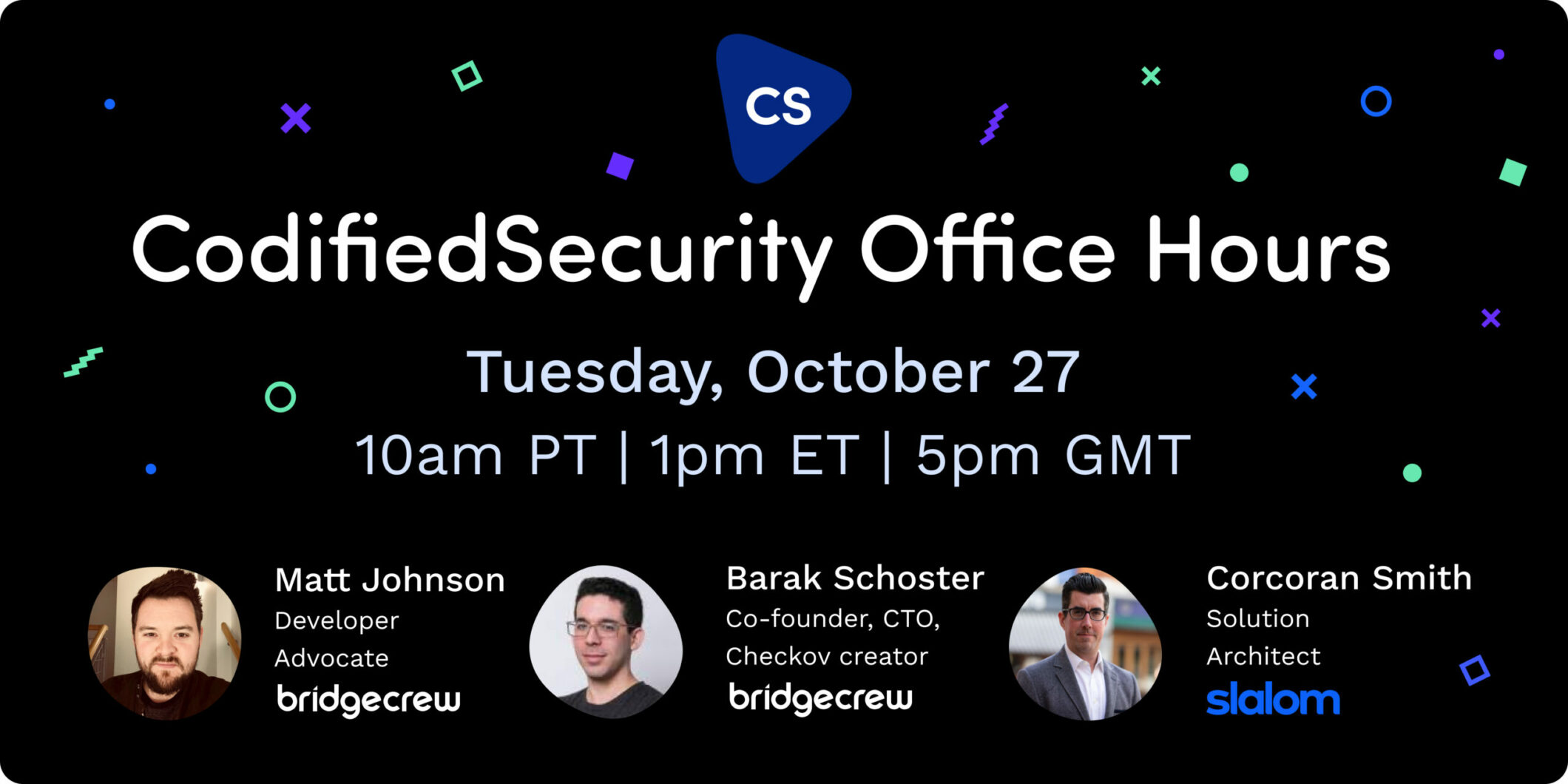 Ep 03 Codified Security Office Hours