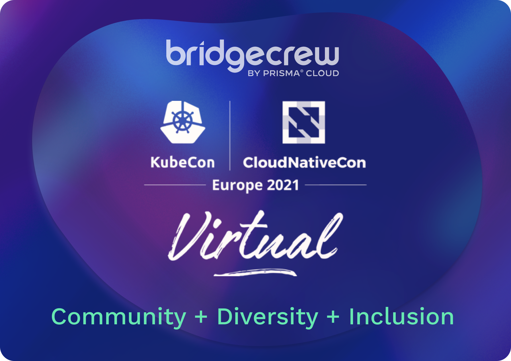 Bridgecrew Diversity and Inclusion All Access Passes for KubeCon