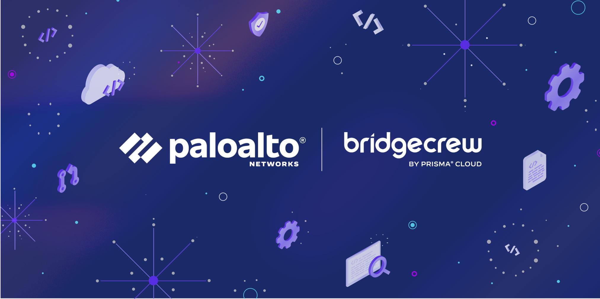Palo Alto Networks and Bridgecrew