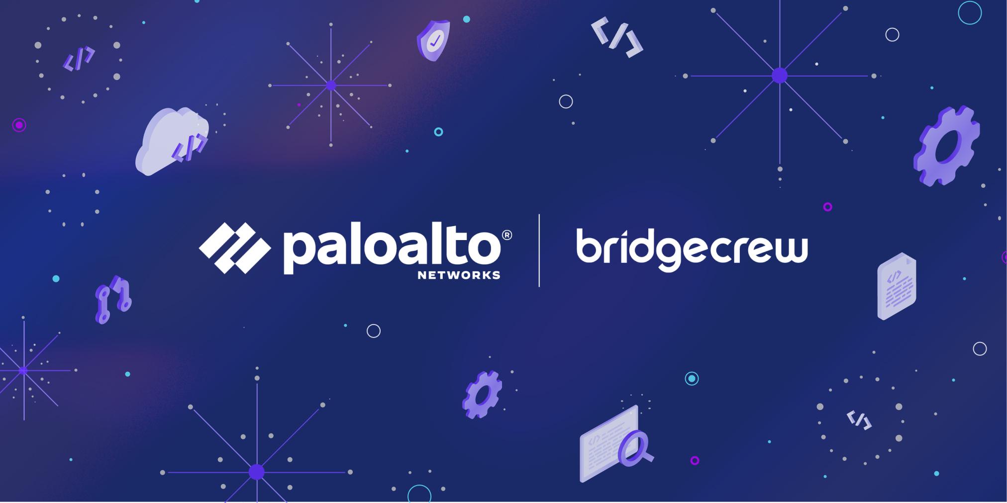 Palo Alto Networks Announces Intent to Acquire Bridgecrew
