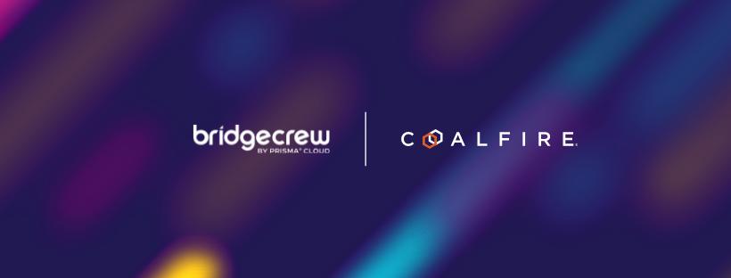 Coalfire Bridgecrew logos