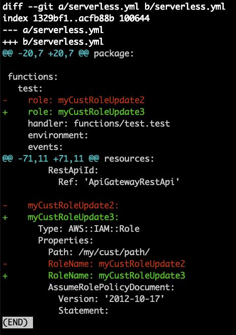 drift detection demo environment workflow
