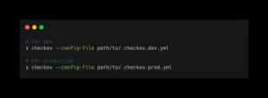 Checkov version 2.0.182 config file-3