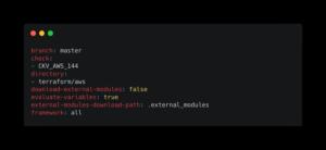 Checkov version 2.0.182 config file-2
