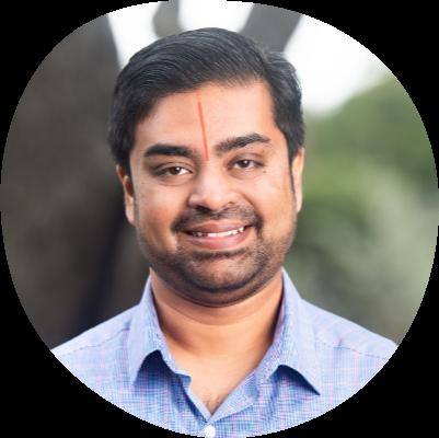 Karthik Rangarajan of Robinhood